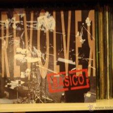 Discos de vinilo: REVOLVER, BASICO, WEA RECORDS, 1993, MADE IN GERMANY,1ª EDIC ORIG, LP. Lote 52439083