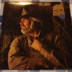 Discos de vinilo: KENNY ROGERS ( GIDEON ) USA-1980 LP33 UNITED ARTISTS RECORDS. Lote 52442300