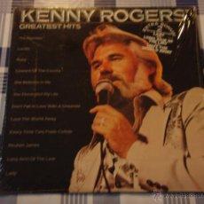 Discos de vinilo: KENNY ROGERS ( GREATEST HITS ) USA - 1980 LP33 LIBERTY. Lote 52442340