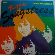 Discos de vinilo: PAULA CLARKE - REGGAE SONGSTRESS - ROHIT US. Lote 52444016