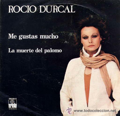 'ME GUSTAS MUCHO', DE ROCÍO DURCAL. SINGLE VINILO. AÑO 1979. (Música - Discos - Singles Vinilo - Solistas Españoles de los 70 a la actualidad)