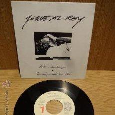 Discos de vinilo: JAQUE AL REY. MISMO TÍTULO. SG-PROMO / PICAP - 1991 / CALIDAD LUJO. ****/****. Lote 52447325