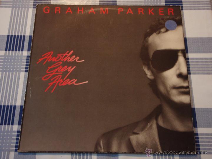 GRAHAM PARKER ( ANOTHER GREY AREA ) 1982 - GERMANY LP33 RCA (Música - Discos - LP Vinilo - Pop - Rock - New Wave Extranjero de los 80)