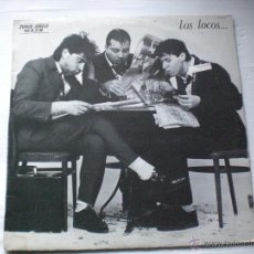 Discos de vinilo: LOS LOCOS - RECUERDA MARRAKECH - MAX EP. 3 TEMAS 1985. BUEN ESTADO. VER FOTO ADJUNTA. Lote 52452144