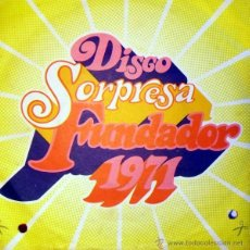 Discos de vinilo: FUNDADOR 20.233 - ¡CANCIONES Y AMOR! - EP 1971. Lote 52456083