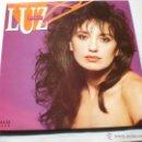 Discos de vinilo: LUZ - MAXI EL TREN Y TE DEJE MARCHAR - MAXI 3 TEMAS 1988, NUEVO. Lote 52460706