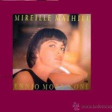 Discos de vinilo: MIREILLE MATHIEU / ENNIO MORRICONE LP PORTADA DOBLE CON FOTOS 1975 GERMANY ARIOLA – 88 444 IT. Lote 52462727