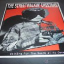 Discos de vinilo: THE STREETWALKIN' CHEETAHS --- WAITING FOR DEATH OF MY GENERATION // COMO NUEVO. Lote 52463470