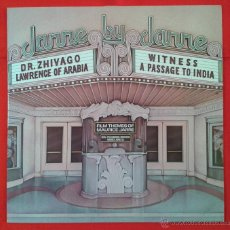 Discos de vinilo: MAURICE JARRE - JARRE BY JARRE THE FILM THEMES OF MAURICE JARRE (LP). Lote 52463604