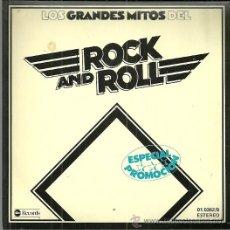 Discos de vinilo: DANNY AND THE JUNIORS, TOMMY ROE EP SELLO ABC RECORDS AÑO1977 EDITADO EN ESPAÑA LLOYD PRICE... . Lote 52471977