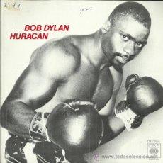 Discos de vinilo: BOB DYLAN EP SELLO CBS AÑO1973 EDITADO EN ESPAÑA CARA B: HURACAN . Lote 52472018