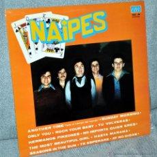 """Discos de vinilo: LOS NAIPES - LP VINILO 12"""" - NAIPES - 12 TRACKS - EDITADO EN ESPAÑA - FONAL - AÑO 1975. Lote 52478097"""