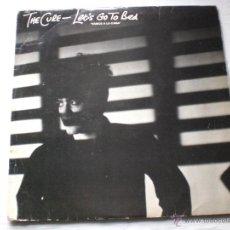 Discos de vinilo: CURE - LETS GO TO BED`.- MAXI POLYDOR SPAIN 1983, BUEN ESTADO DE USO. Lote 52481642