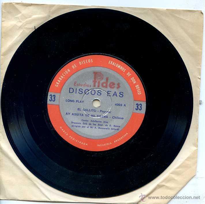 Discos de vinilo: CANTOS DE CAMPAMENTO (PACK CON 4 DISCOS) - Foto 4 - 52481733