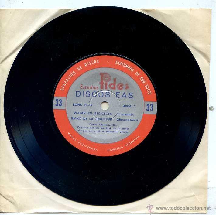 Discos de vinilo: CANTOS DE CAMPAMENTO (PACK CON 4 DISCOS) - Foto 5 - 52481733