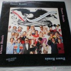 Discos de vinilo: EURYTHMICS - THE KING AND QUEEN OF AMERICA - MAXI ARIOLA SPAIN 1990, COMO NUEVO. Lote 52483298