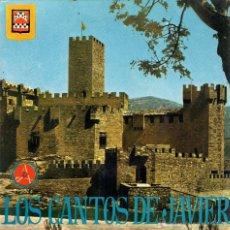 Discos de vinilo: LOS CANTOS DE JAVIER. EP. 45 RPM. DISCOTECA PAX, 1967. Lote 52499217