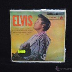 Discos de vinilo: ELVIS PRESLEY - ME ABANDONO MI NIÑA +3 - EP. Lote 105235990