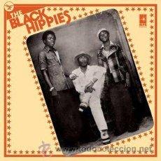 Discos de vinilo: THE BLACK HIPPIESS - THE BLACK HIPPIES (ACADEMY, ALP-009 LP, RE, 2014) ROCK NIGERIA. Lote 52515914