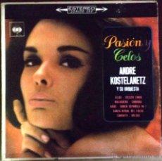 Discos de vinilo: LP ARGENTINO DE ANDRE KOSTELANETZ Y SU ORQUESTA AÑO 1962. Lote 52520779