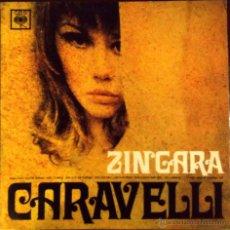 Discos de vinilo: LP ARGENTINO DE CARAVELLI AÑO 1969. Lote 52520837