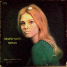 Discos de vinilo: LP ARGENTINO DE ROBERTO VICARIO EN ESTEREO AÑO 1970. Lote 52522063