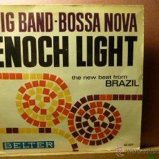 Discos de vinilo: ENOCH LIGHT Y SU ORQUESTA-BIC BAND-BOSSA NOVA-. Lote 52523634