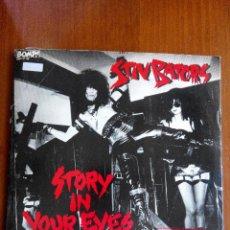 Discos de vinilo: STIV BATORS. Lote 52532396