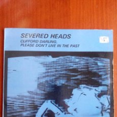 Discos de vinilo: SEVERED. HEADS. Lote 52532560