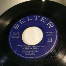 Discos de vinilo: 'CHA CHA', DE ENOCH LIGHT Y SU ORQUESTA. AÑO 1959. SIN FUNDA, SÓLO DISCO.. Lote 52540675
