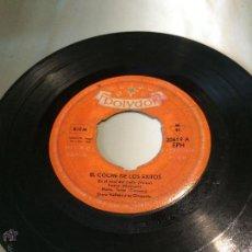 Discos de vinilo: 'EL COCHE DE LOS ÉXITOS', DE ERWIN HALLETZ Y SU ORQUESTA. AÑO 1959. SIN FUNDA, SÓLO DISCO.. Lote 52542045