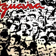 Discos de vinilo: LP AGUAVIVA ( CANCIONES DE PEPE NIETO, JOSE ANTONIO MUÑOZ, ETC ) COMPLETAMENTE NUEVO. Lote 52542978