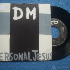 Discos de vinilo: DEPECHE MODE PERSONAL JESUS SINGLE SPAIN 1989 PDELUXE. Lote 52543308