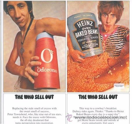 LP THE WHO SELL OUT VINILO MOD + POSTER (Música - Discos - LP Vinilo - Pop - Rock Extranjero de los 50 y 60)