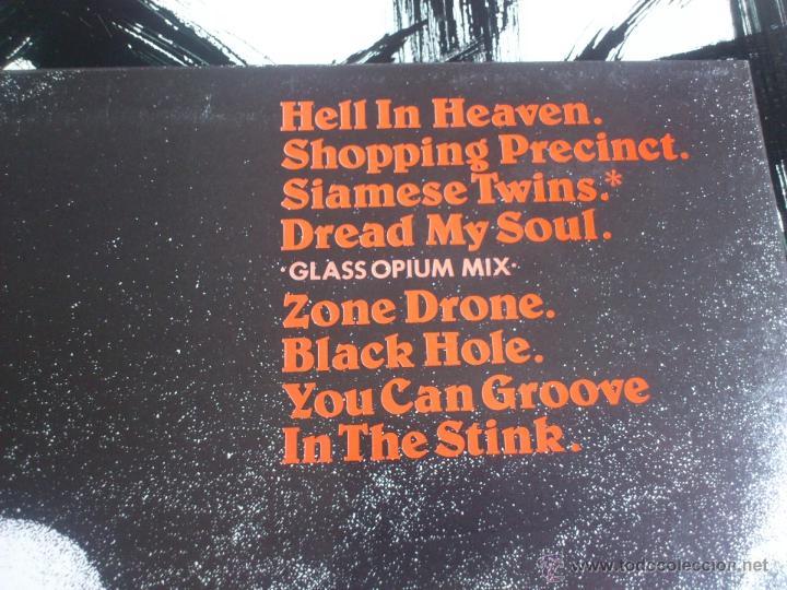 Discos de vinilo: MINISTER OF NOISE - HELL IN HEAVEN - LP - VINILO - PEACEVILLE - 1990 - Foto 3 - 52557505