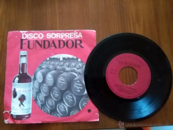 ANA MARÍA LA JEREZANA - FIESTA FLAMENCA / ROSA MALENA / BODA EN EL CIELO - EP 1969 FUNDADOR (Música - Discos - Singles Vinilo - Flamenco, Canción española y Cuplé)