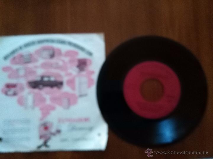 Discos de vinilo: Ana María la Jerezana - Fiesta flamenca / Rosa malena / Boda en el cielo - Ep 1969 Fundador - Foto 2 - 52565320
