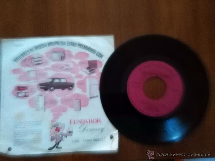 Discos de vinilo: FUNDADOR 10.167 - Iva Zanicchi, Fausto Leali– XIX Festival San Remo 69- EP 1969 - Foto 2 - 52565337