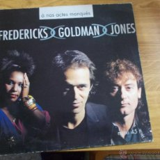 Discos de vinilo: FREDERICKS GOLDMAN JONES.MAXI 12. Lote 52569470