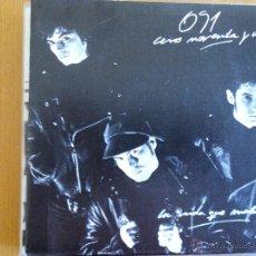Discos de vinilo: 091 LA VIDA QUE MALA ES / LA VIDA QUE MALA ES (ZAFIRO - P-316 - PROMO - 1991). Lote 52571201