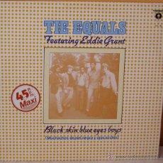 Discos de vinilo: THE EQUALS - BLACK SKIN BLUE EYES BOYS VICTORIA - 1982 (1966). Lote 61116499