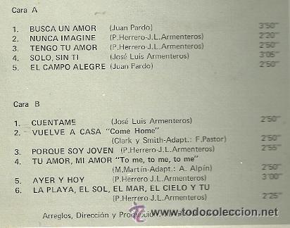 Discos de vinilo: FORMULA V LP PORTADA DOBLE SELLO PHILIPS AÑO 1969 EDITADO EN ESPAÑA - Foto 2 - 52581581