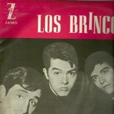 Discos de vinilo: LOS BRINCOS LP SELLO ZAFIRO-DIANA EDITADO EN MEXICO . Lote 52581901