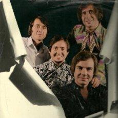 Discos de vinilo: LOS ALBAS LP SELLO VERGARA AÑO 1969 EDITADO EN ESPAÑA . Lote 52582008