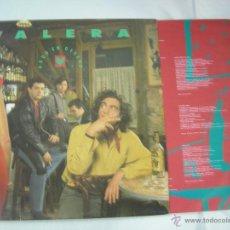 Discos de vinilo: LP - VALERA - ARDO EN DESEOS - ORIGINAL ESPAÑOL, HISPAVOX 1992. Lote 52584468