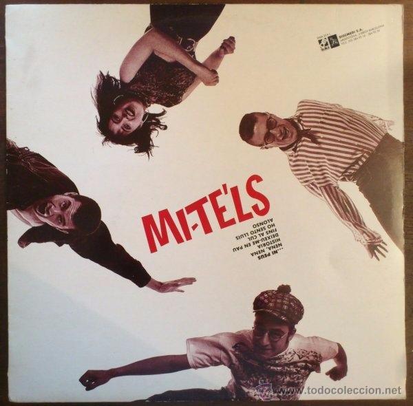 MI-TE'LS - NI CAP...NI PEUS - LP - (Música - Discos - LP Vinilo - Grupos Españoles de los 90 a la actualidad)