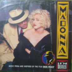 Discos de vinilo: MADONNA MAXI SINGLE I´M BREATHLESS DE LA PELICULA DICK TRACY. Lote 52592101