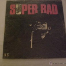 Discos de vinilo: JAMES BROWN - SUPER BAD RECORDED LIVE LP ORIGINAL USA KING NASHVILLE, PORTADA Y VINILO RIGIDO OFERTA. Lote 52595397