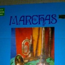 Discos de vinilo: MARCHAS BANDA AVIACION MADRID. Lote 52596628