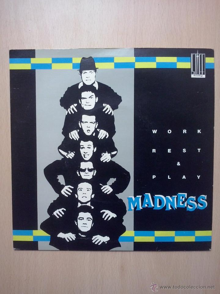 MADNESS- NIGHT BOAT TO CAIRO +3- EP STIFF 1980 UK (Música - Discos de Vinilo - EPs - Reggae - Ska)